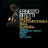 Música Contemporánea para Guitarra von ERNESTO BITETTI