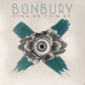Cuna de Caín EP de Bunbury