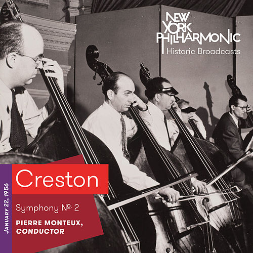 Creston: Symphony No. 2 by New York Philharmonic