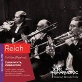 Reich: Tehillim by Kimball Wheeler