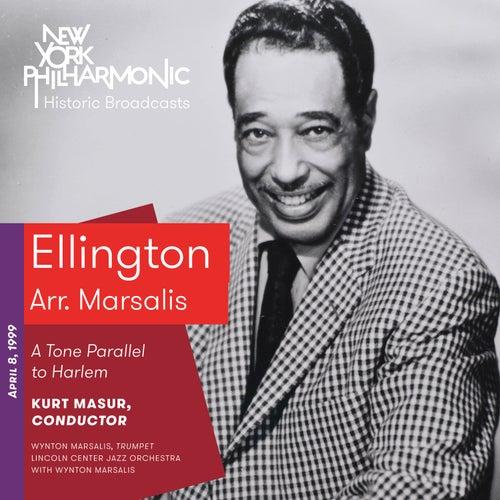 Ellington: A Tone Parallel to Harlem by Wynton Marsalis