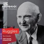 Ruggles: Sun-treader von New York Philharmonic