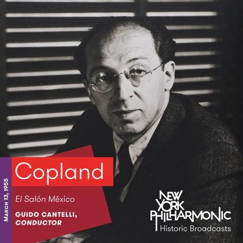 Copland: El Salón México de New York Philharmonic