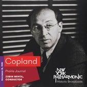 Copland: Prairie Journal by New York Philharmonic