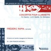 Hoffmeister - Stamitz - Pokorny: Clarinet Concertos von Frédéric Rapin
