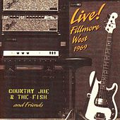 Live! Fillmore West 1969 de Country Joe & The Fish