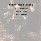 The Three PIckers by Earl Scruggs