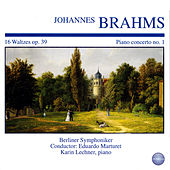 Piano Concerto No. 1 - 16 Waltzes, Op. 39 by Karin Lechner
