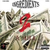 Ingredients 2 a Mill de CashQ