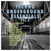 Techno Underground Essentials, Vol. 2 von Various Artists