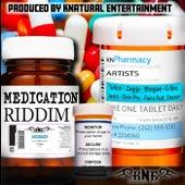 Medication Riddim de Various Artists