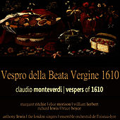 Monteverdi: Vespers of 1620 de The London Singers