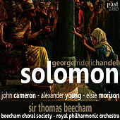 Handel: Solomon by Royal Philharmonic Orchestra