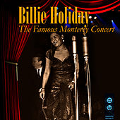 The Famous Monterey Concert von Billie Holiday