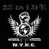 Strength Integrity Brotherhood by 25 Ta Life