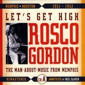 Let's Get High (A) de Rosco Gordon