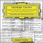 Frederic Chopin, Classical Favorites 1 by Various Artists
