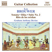 Guitar Music Vol. 3 by Leo Brouwer