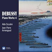 Debussy: Piano Works, Vol. 4 by Various Artists