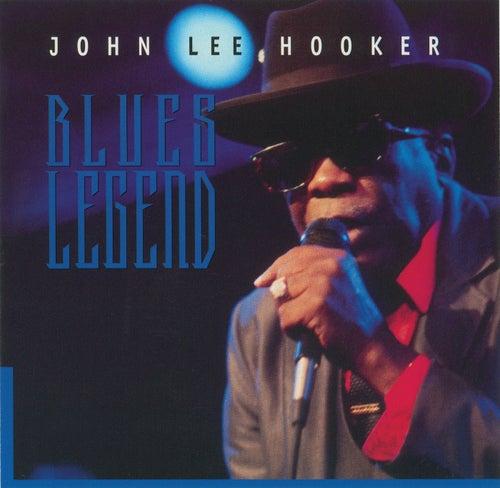 Blues Legend by John Lee Hooker