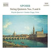 Complete String Quartets by Louis Spohr