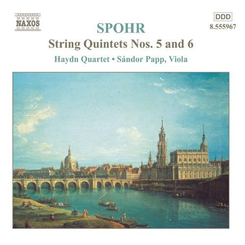 Complete String Quartets by Louis Spohr
