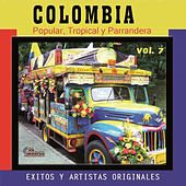 Colombia Popular Tropical y Parrandera, Vol. 7 de Various Artists