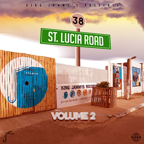 King Jammys: 38 St. Lucia Road, Vol. 2 by Various Artists