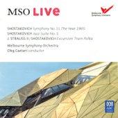 MSO Live - Shostakovich: Symphony No. 11 'The Year 1905' (Live) von Oleg Caetani