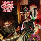 Off Me Nut Xmas Crackerz 2016 - EP de Various Artists