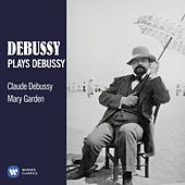 Debussy plays Debussy by Various Artists