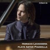 Horacio Lavandera Plays Astor Piazzolla von Horacio Lavandera
