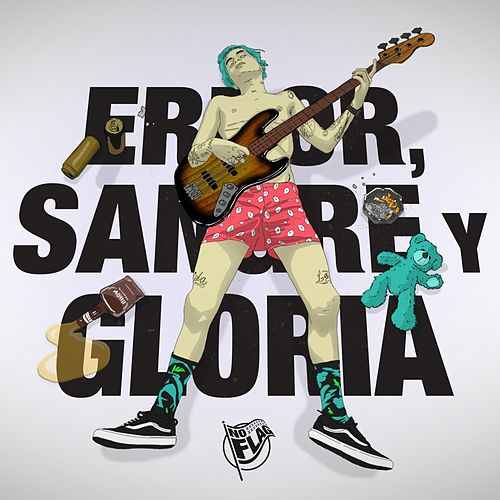 Error, Sangre y Gloria by Cro