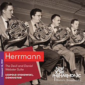 Herrmann: The Devil and Daniel Webster Suite von New York Philharmonic