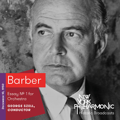 Barber: Essay No. 1 by New York Philharmonic