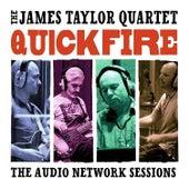 Quick Fire: The Audio Network Sessions de James Taylor Quartet