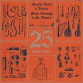 Muzičke Večeri U Donatu - 25 Godina by Various Artists
