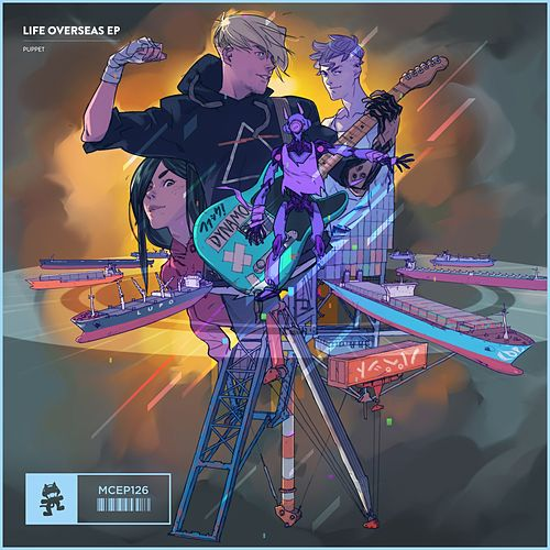 Life Overseas EP by Puppet