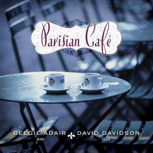 Parisian Cafe by Beegie Adair