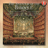Handel, Bach, Purcell, Clarke, Telemann: The Splendor of the Baroque by Mary Jane Newman