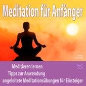 Meditation für Anfänger: Meditieren lernen, Tipps zur Anwendung, angeleitete Meditationsübungen für von Torsten Abrolat