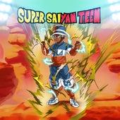 Super Saiyan Teen by Mr.2-17