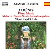 Albéniz: Piano Music, Vol. 8 by Miguel Ángel R. Laiz