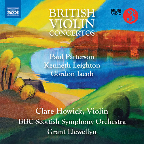 British Violin Concertos by Clare Howick
