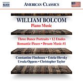 Bolcom: Music for Solo Piano by Various Artists