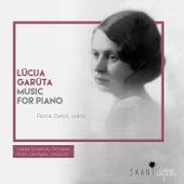 Lucija Garuta: Music for Piano von Reinis Zariņš