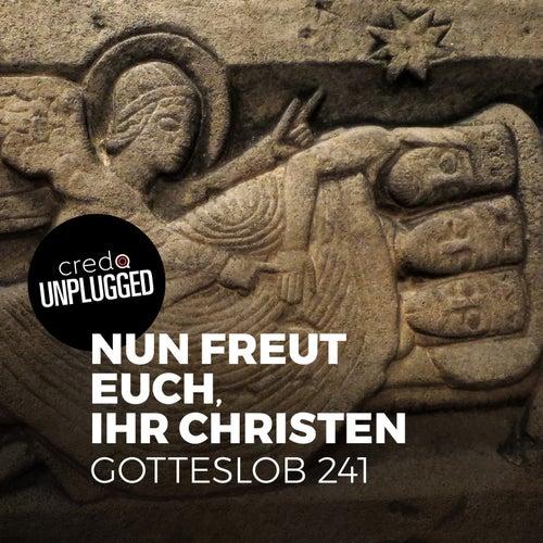 Nun freut euch, ihr Christen von Credo Unplugged Band
