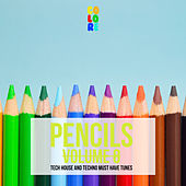 Pencils, Vol. 8 (Tech House and Techno Must Have Tunes) von Various Artists