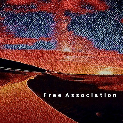 Fly along the moonlight by Free Association