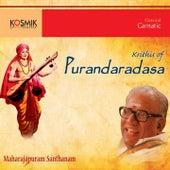Krithis of Purandaradasa by Maharajapuram Santhanam
